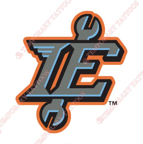 Inland Empire 66ers Customize Temporary Tattoos Stickers NO.7660