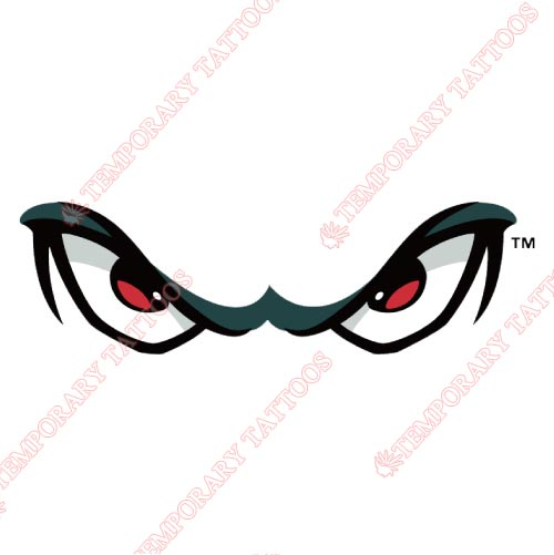 Lake Elsinore Storm Customize Temporary Tattoos Stickers NO.7666