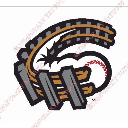 Altoona Curve Customize Temporary Tattoos Stickers NO.7818