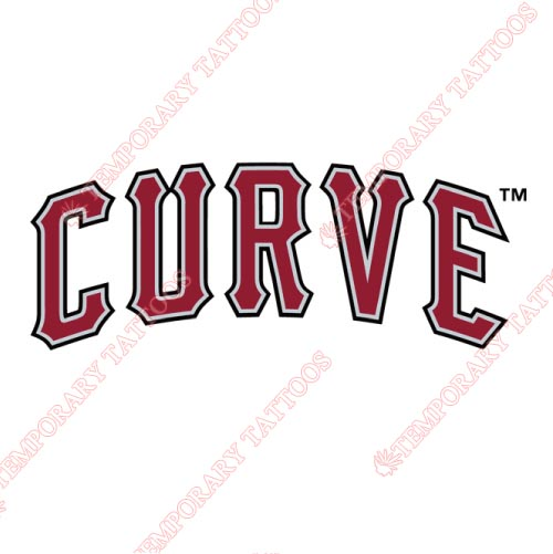 Altoona Curve Customize Temporary Tattoos Stickers NO.7820
