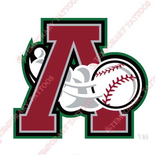 Altoona Curve Customize Temporary Tattoos Stickers NO.7821