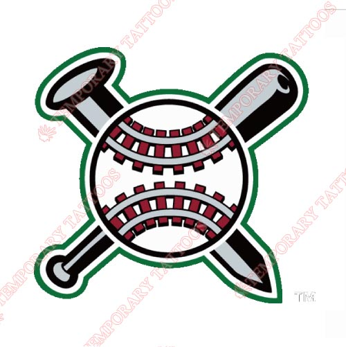 Altoona Curve Customize Temporary Tattoos Stickers NO.7822