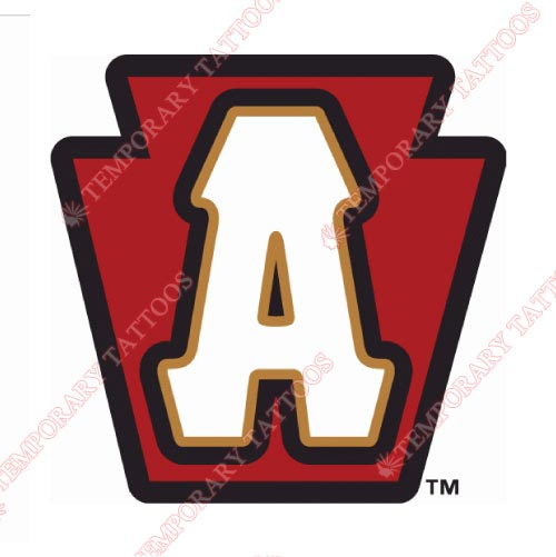 Altoona Curve Customize Temporary Tattoos Stickers NO.7824