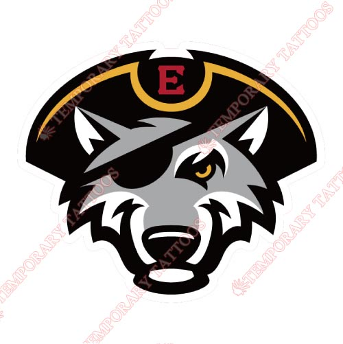 Erie SeaWolves Customize Temporary Tattoos Stickers NO.7833
