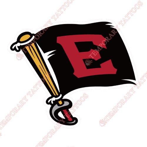 Erie SeaWolves Customize Temporary Tattoos Stickers NO.7834