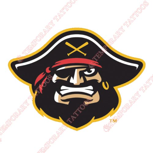 Bradenton Marauders Customize Temporary Tattoos Stickers NO.7879