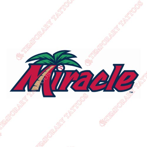 Fort Myers Miracle Customize Temporary Tattoos Stickers NO.7905