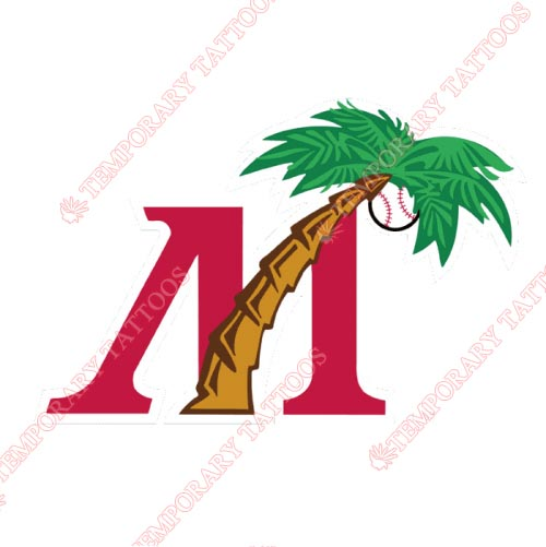 Fort Myers Miracle Customize Temporary Tattoos Stickers NO.7906