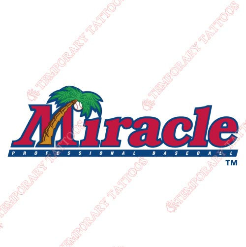 Fort Myers Miracle Customize Temporary Tattoos Stickers NO.7907