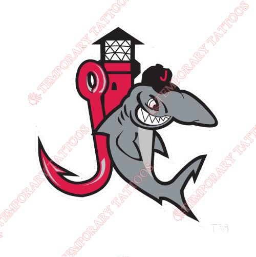 Jupiter Hammerheads Customize Temporary Tattoos Stickers NO.7913