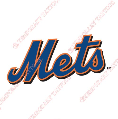 St Lucie Mets Customize Temporary Tattoos Stickers NO.7920