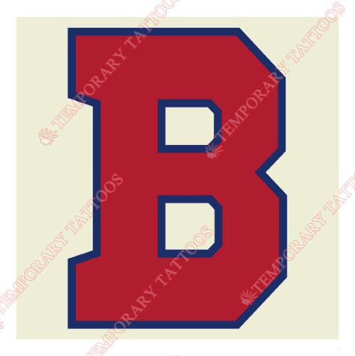 Buffalo Bisons Customize Temporary Tattoos Stickers NO.7943