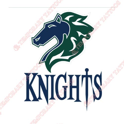 Charlotte Knights Customize Temporary Tattoos Stickers NO.7951