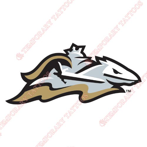 Charlotte Knights Customize Temporary Tattoos Stickers NO.7955