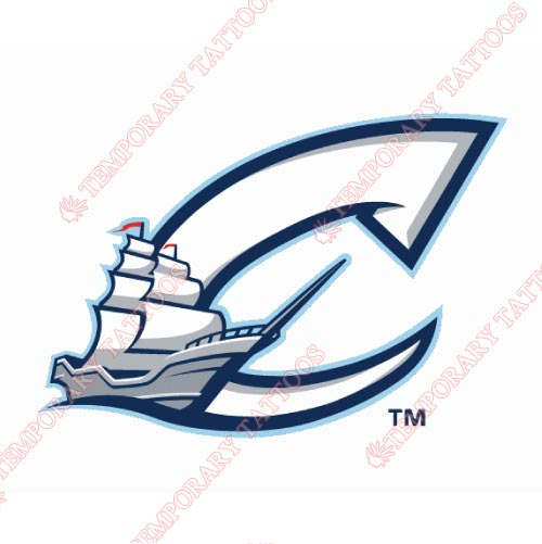 Columbus Clippers Customize Temporary Tattoos Stickers NO.7960