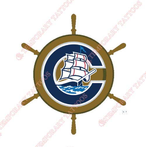 Columbus Clippers Customize Temporary Tattoos Stickers NO.7961