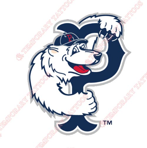 Pawtucket Red Sox Customize Temporary Tattoos Stickers NO.7995