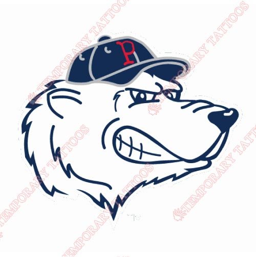 Pawtucket Red Sox Customize Temporary Tattoos Stickers NO.8000