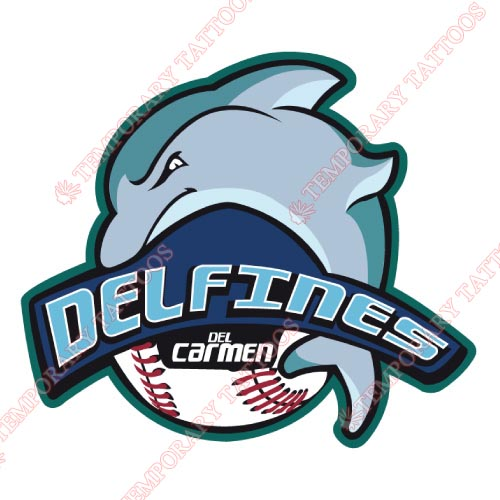 Carmen Delfines Customize Temporary Tattoos Stickers NO.8036
