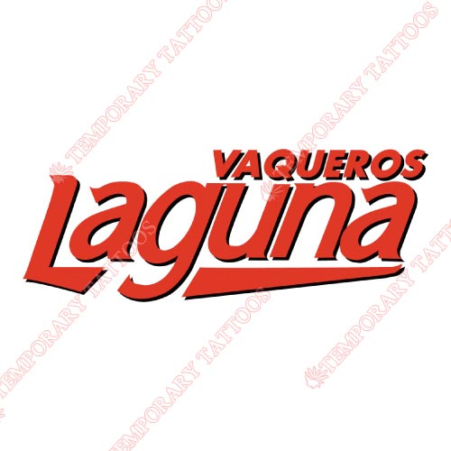 Laguna Vaqueros Customize Temporary Tattoos Stickers NO.8040