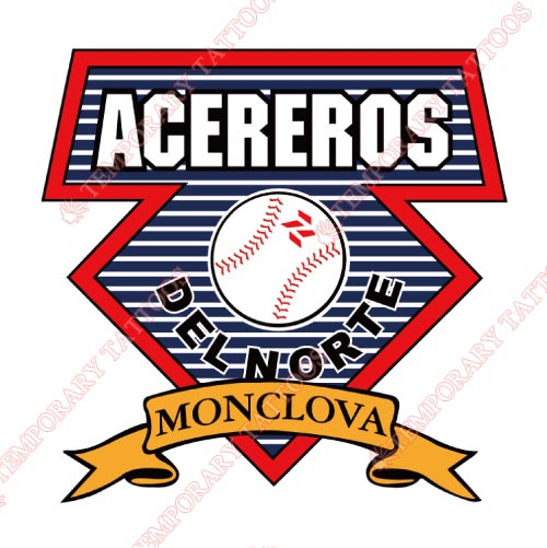 Monclova Acereros Customize Temporary Tattoos Stickers NO.8050