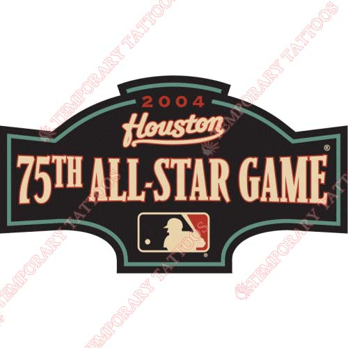 MLB All Star Game Customize Temporary Tattoos Stickers NO.1280