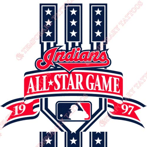 MLB All Star Game Customize Temporary Tattoos Stickers NO.1354