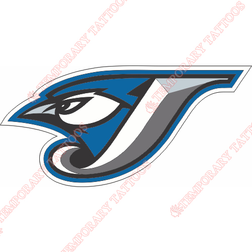 Toronto Blue Jays Customize Temporary Tattoos Stickers NO.1991