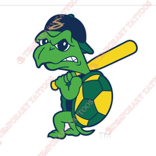 Beloit Snappers Customize Temporary Tattoos Stickers NO.8065