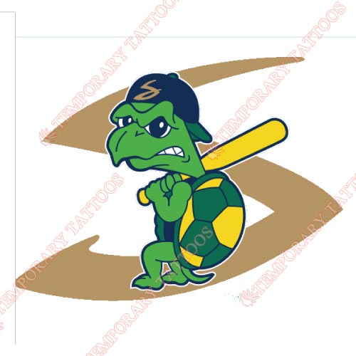 Beloit Snappers Customize Temporary Tattoos Stickers NO.8066