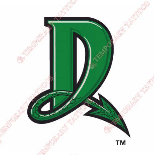 Dayton Dragons Customize Temporary Tattoos Stickers NO.8097