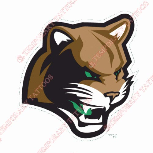 Kane County Cougars Customize Temporary Tattoos Stickers NO.8109