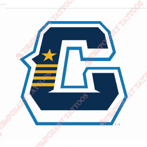 Lake County Captains Customize Temporary Tattoos Stickers NO.8112