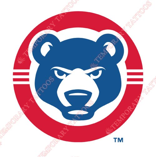South Bend Cubs Customize Temporary Tattoos Stickers NO.8130