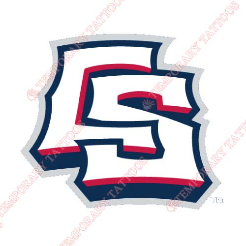 Colorado Springs Sky Sox Customize Temporary Tattoos Stickers NO.8145