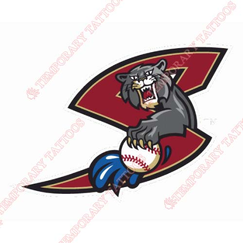 Sacramento River Cats Customize Temporary Tattoos Stickers NO.7691