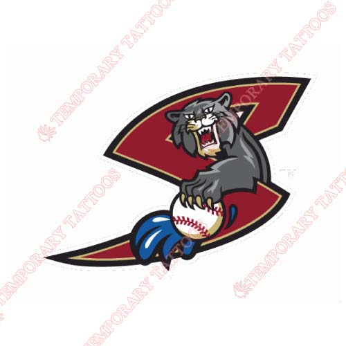Sacramento River Cats Customize Temporary Tattoos Stickers NO.7693