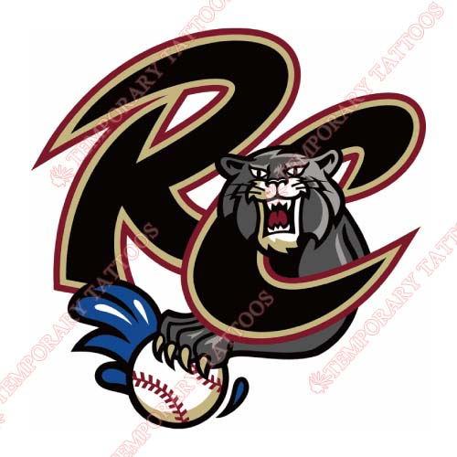 Sacramento River Cats Customize Temporary Tattoos Stickers NO.7694