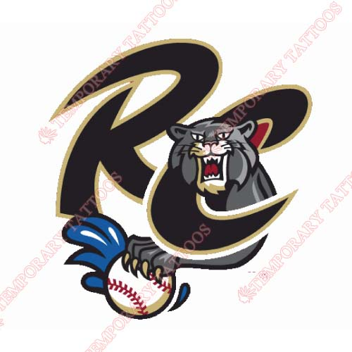 Sacramento River Cats Customize Temporary Tattoos Stickers NO.7696