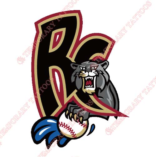 Sacramento River Cats Customize Temporary Tattoos Stickers NO.7700