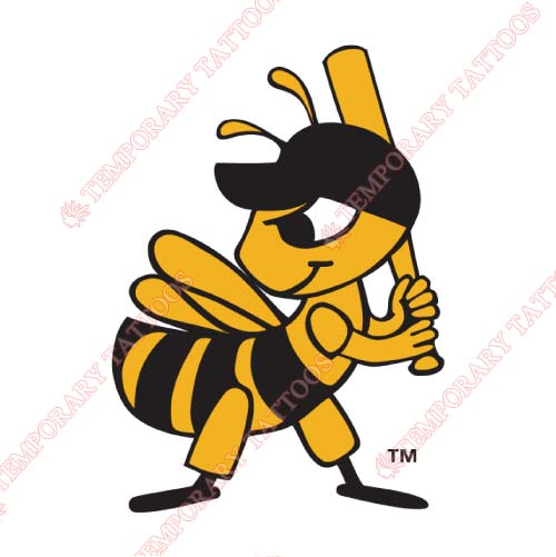 Salt Lake Bees Customize Temporary Tattoos Stickers NO.7704