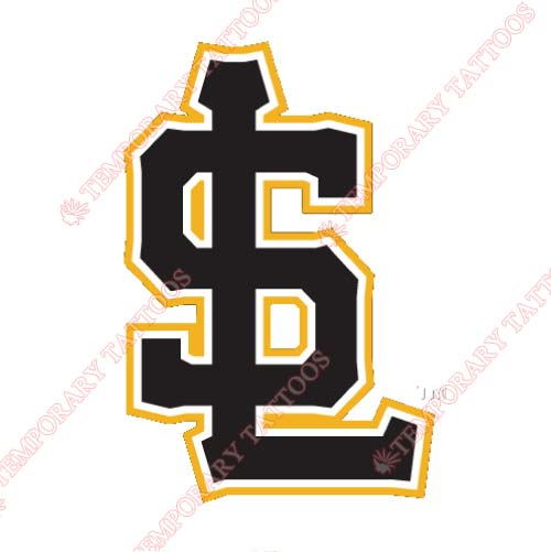 Salt Lake Bees Customize Temporary Tattoos Stickers NO.7708