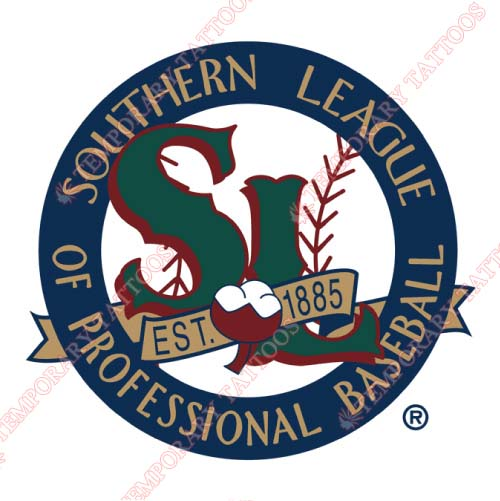 Southern League Customize Temporary Tattoos Stickers NO.7747