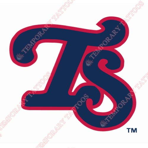 Tennessee Smokies Customize Temporary Tattoos Stickers NO.7748
