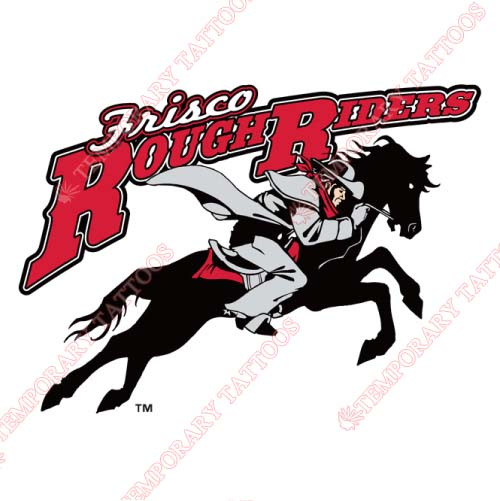 Frisco RoughRiders Customize Temporary Tattoos Stickers NO.7764