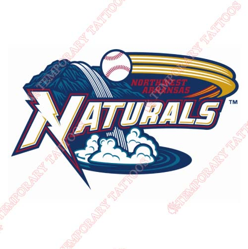 Northwest Arkansas Naturals Customize Temporary Tattoos Stickers NO.7771