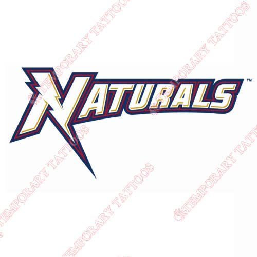 Northwest Arkansas Naturals Customize Temporary Tattoos Stickers NO.7772