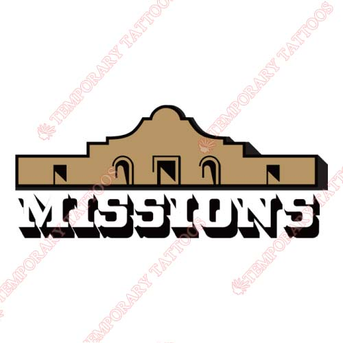 San Antonio Missions Customize Temporary Tattoos Stickers NO.7777