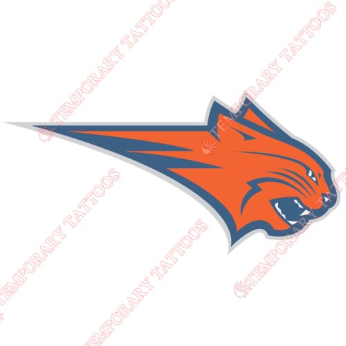 Charlotte Bobcats Customize Temporary Tattoos Stickers NO.928