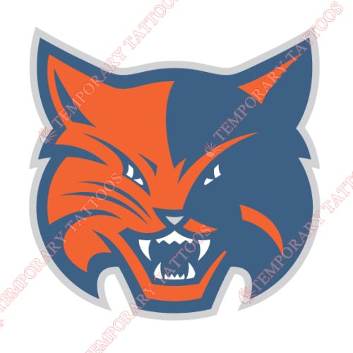 Charlotte Bobcats Customize Temporary Tattoos Stickers NO.930